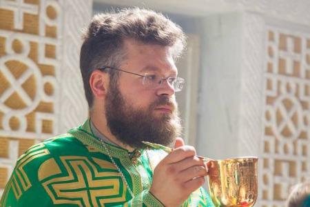 """Отець Андрій Дудченко: """" Під час кожної православної Літургії обов'язково має лунати проповідь на Євангельську тему"""""""