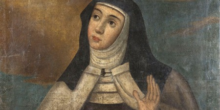 """""""Вона моя улюблена свята - бо завжди дуже конкретна!"""" - отець Віталій Козак про молитву, містику і характер святої Терези Авільської"""