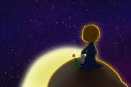 """Антуан де Сент-Екзюпері """"Маленький принц"""" (шоста частина)"""