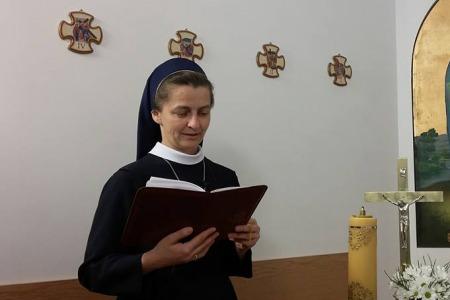 """Сестра Марта Пшивара: """"Не залишайте молитися навіть тоді, коли у вас пропав настрій"""""""