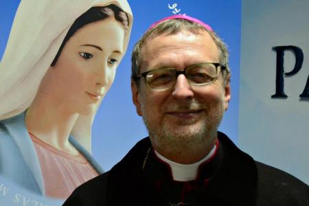 Представник Папи в Україні, Архиєпископ Клаудіо Ґуджеротті – «Набагато важче ненавидіти людей ніж їх любити…»