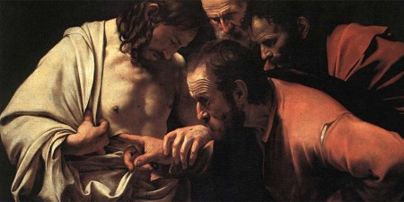 """""""Як доторкнутися ран Ісуса Христа?"""" - коментар Євангелія дня"""