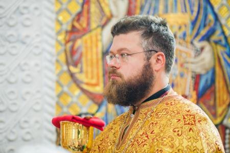 """Отець Андрій Дудченко:""""той хто не розуміє Літургію, той не розуміє Церкву"""""""
