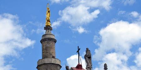 Якою була доля українських костелів після турецької навали?