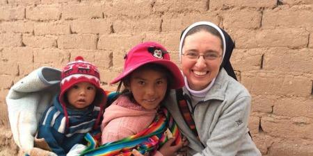 """""""В Болівії з вірою не все так однозначно: в деяких містах досі практикують жертвоприношення людей!"""" - сестра Єлизавета Пухальська про фірмове м'ясо лами, шаманів та листя коки"""