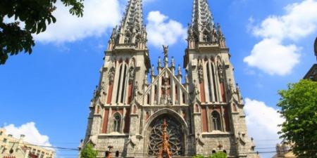 Як римо-католики будували храми святого Миколая та святого Олександра у Києві?