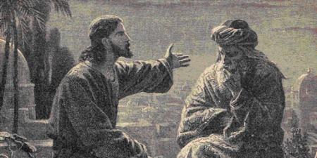 """""""Коли хто не народиться згори, то не може побачити Божого Царства!"""" - коментар Євангелія дня"""