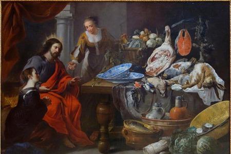 """""""Ісус в домі Марії та Марти"""" - катехеза о. Олексія Самсонова"""