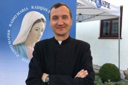 """""""Бог дав життя людині через любов до неї!"""" - Отець Ярослав Рудий"""