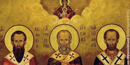 Три Святителі - були прославлені за життя та після смерті великими чудесами