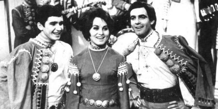 Найкращі українські пісні минулого століття у виконанні легендарних артистів