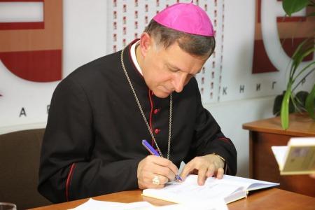 Пастирське послання на Великий Піст A.D. 2017 Архієпископа Мечислава Мокшицького