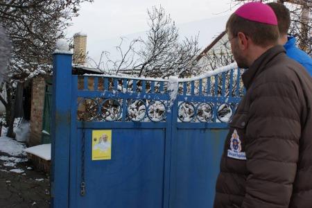 Зігріті теплом милосердя Святішого Отця. Ефір перший присвячений Акції «Папа для України»