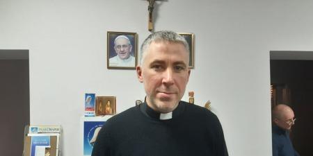Досвід любові витискає досвід ненависті, - отець Андрій Педай