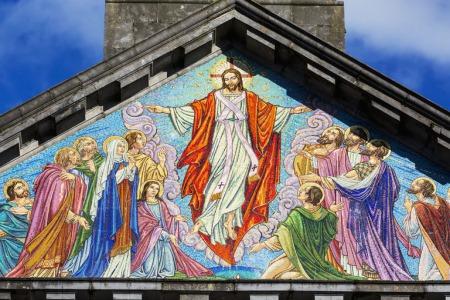 """""""40 днів від Великодня до Вознесіння - це була підготовка учнів до зішестя св. Духа"""", - отець Войчех Сурувка"""