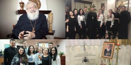 «Спільнота допомагає нам зростати духовно через приклад життя Блаженнішого Любомира» - учасники спільноти «Покоління Любомира Гузара»