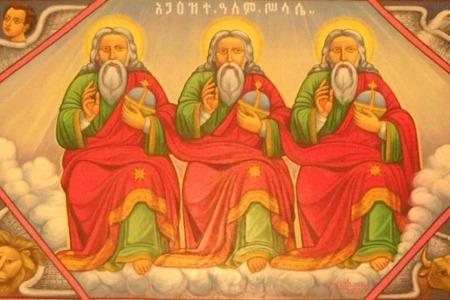 Ісус молиться про єдність