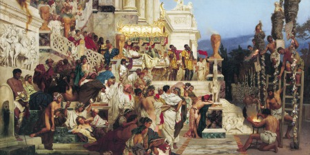"""""""Про бурю на галілейському морі та перших мучеників римської Церкви"""", - коментар Євангелія дня"""