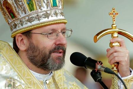 Послання з нагоди проголошення Святого року Божого милосердя в УГКЦ  Джерело: CREDO
