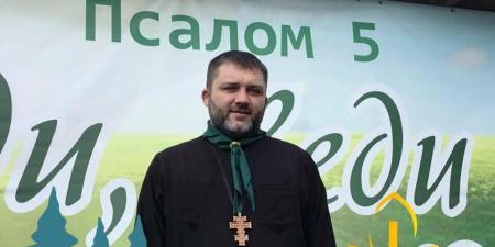 Нам сказали: Якщо ви тут, щоб тільки молитися-можете молитися, - отець Іван Талайло про служіння в Донецьку під час АТО