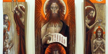о. Сергій Воронюк про радикальне покликання Йоана Хрестителя
