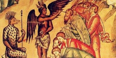 """""""Про царство Антихриста"""", - коментар Євангелія дня"""