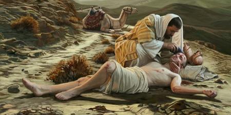 """""""Притча про доброго самарянина"""", - коментар Євангелія дня"""