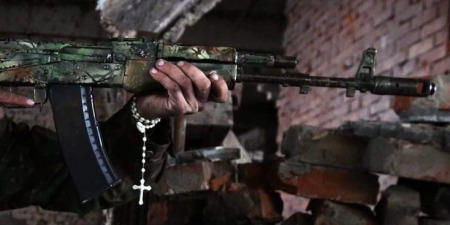 Монах василіянин про теорію справедливої війни, війни в ім'я Бога та яким чином хрест допомагав у воєнних перемогах