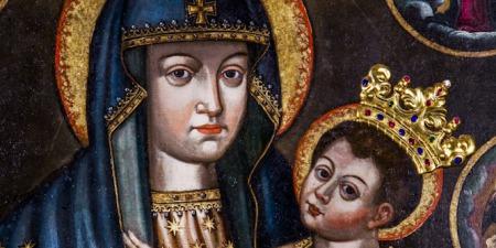 """""""Є думка, що Білинецька ікона була написана Ангелом у Кармелітському монастирі"""", - отець Михайло Карнаух"""