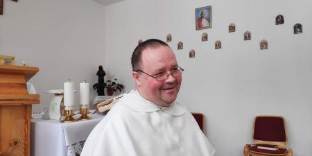 """""""Без глибокої і постійної молитви не можна уявити собі святість!"""" - отець Сворад Дуда"""