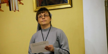 """""""Я міцно молилася до Марії, щоб розпізнати, до якого Згромадження мені йти"""", - сестра Тетяна Нетреба"""