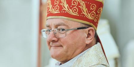 """""""Я живу тут на Землі тільки для того, щоб Бога пізнати! А не для того, щоб боятися смерті від коронавірусу!"""" - єпископ Ян Собіло"""
