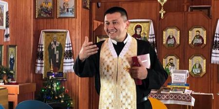 Твій гріх для Бога не є перешкодою, - отець Йосафат Хаймик