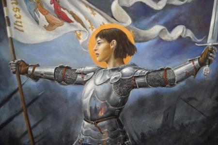 Історія жінки, яка врятувала Францію: катехеза о. Олексія Самсонова про святу Жанну д'Арк