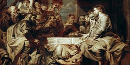 """""""Що означає помазування миром Ісуса Христа?"""", - коментар Євангелія дня"""