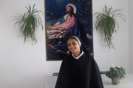 Ще одна волонтерка з Радіо Марія пішла у монастир!