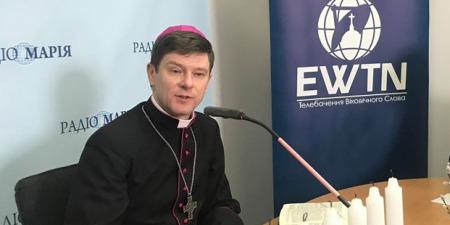 Єпископ Віталій Кривицький про Пасху, важкі часи, страх та віру