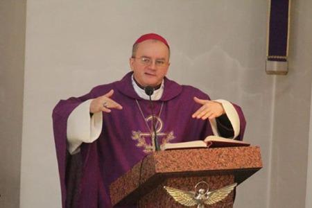 """Владика Ян СОБІЛО: """"Церква нікого НЕ розлучає!"""""""