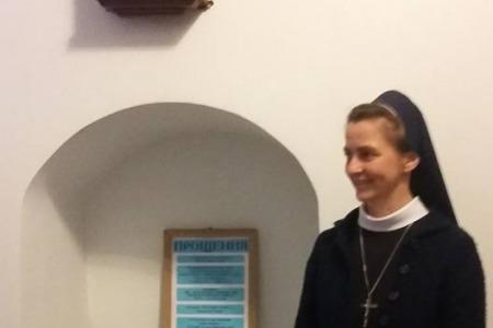 "Сестра Марта Пшивара: ""Дозвольте, щоб Дух Святий пригадував вам слово читане на початку дня"""