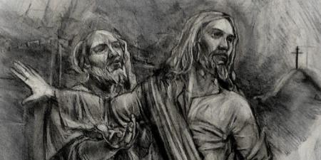 """""""Чому Ісус назвав апостола Петра сатаною"""", - коментар Євангелія дня"""