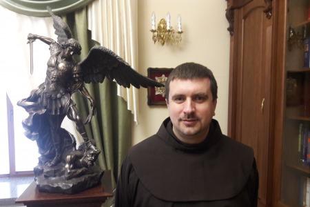 """""""Мене часто заспокоював наш кустош...Петро МАЛЬЧУК"""" - Міністр провінції братів-францисканців"""