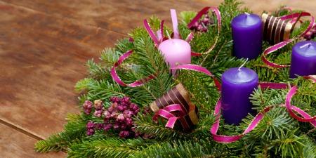 Адвент - час радісного очікування на народження Ісуса Христа