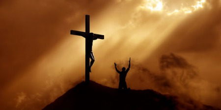 Хрест - це місце примирення людини з Богом