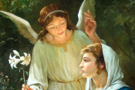 """""""Вже перші християни мали культ Марії, молячись до Неї і величаючи Її"""", - отець Ципріан Чоп"""