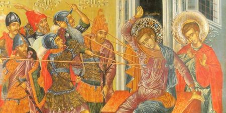 Святий Димитріє, молись за нас!