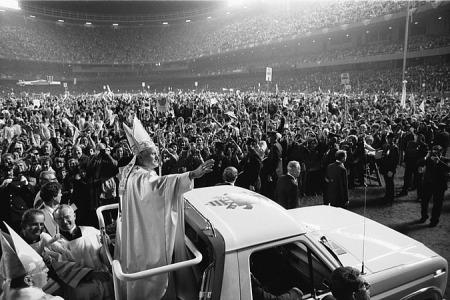 Світовий день молоді: новий розділ в історії папства і церкви