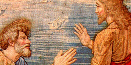 """""""Чому апостол Петро не спіймав жодної риби?"""" - коментар Євангелія дня"""