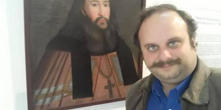 «Український Вальтер Скотт» з Олександрівського костелу