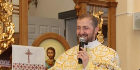 """""""Євхаристія - наш насущний Хліб!"""" - отець Григорій Рогацький"""