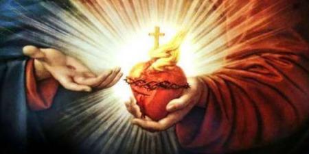 """""""Нехай рани Ісусового Серця збуджують нас перепрошувати за свої гріхи!"""" - отець Кшиштоф Бузіковський"""